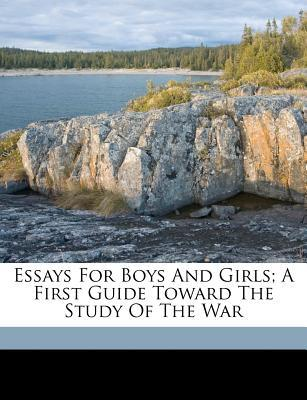 Essays for Boys and ...