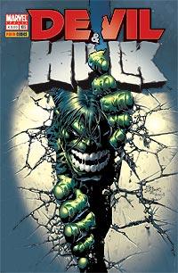 Devil & Hulk n. 105