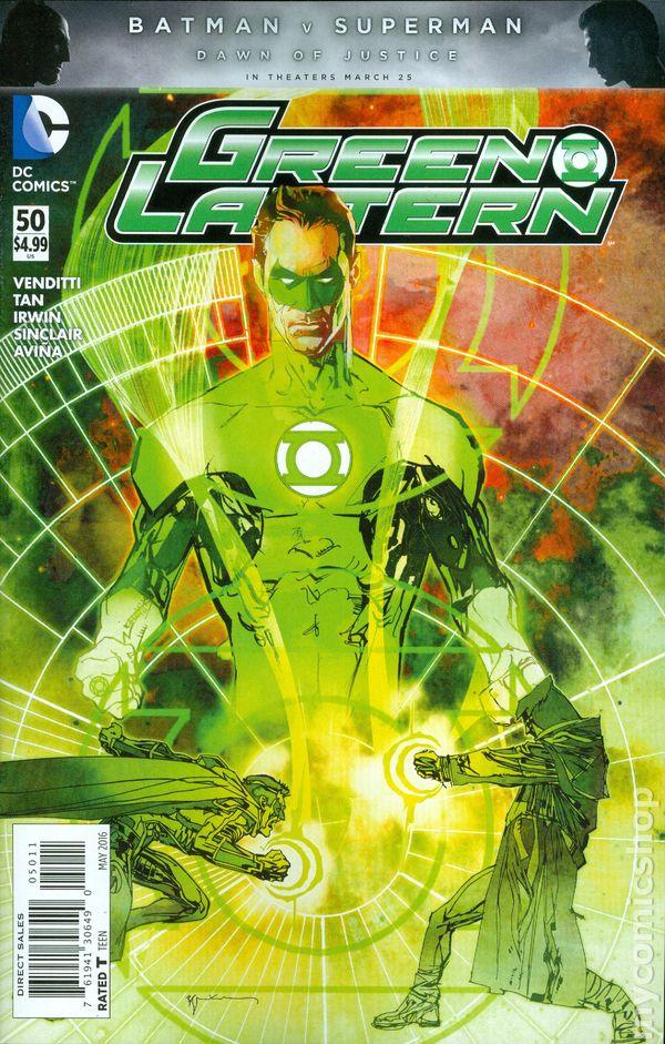 Green Lantern Vol.5 #50