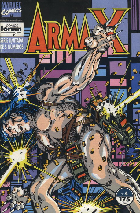 Arma-X Vol.1 #4 (de ...