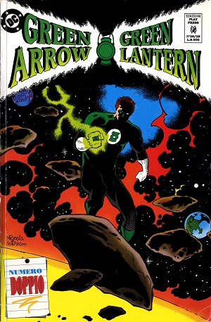 Green Arrow - Green Lantern n. 28/29