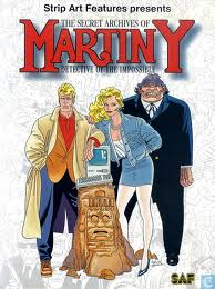The Secret Archives of Martin Y, Detective of the Impossible