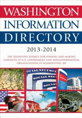 Washington Information Directory 2013-2014