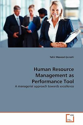 Human Resource Management as Performance Tool