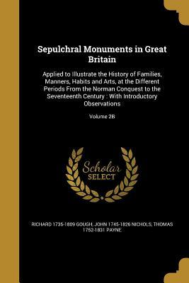 SEPULCHRAL MONUMENTS IN GRT BR