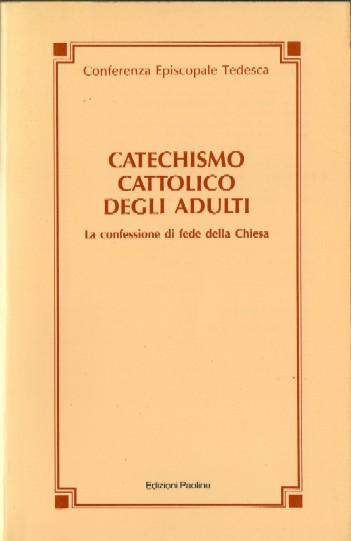 Catechismo cattolico degli adulti