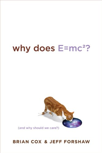 Why Does E=mc²?