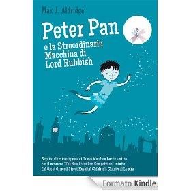 Peter Pan e la straordinaria machina di Lord Rubbish