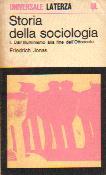 Storia della sociologia / Dall'illuminismo all'ottocento