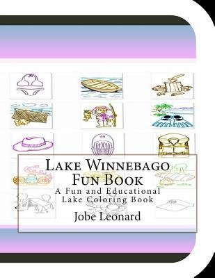 Lake Winnebago Fun Book Coloring Book