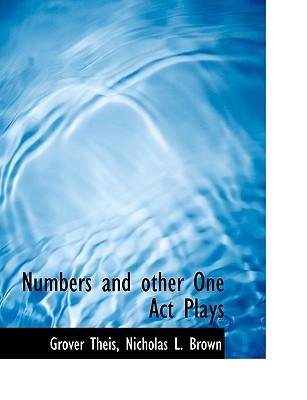 Numbers and other One Act Plays