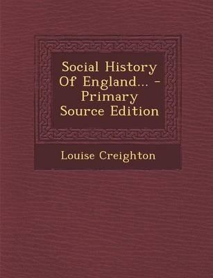 Social History of En...