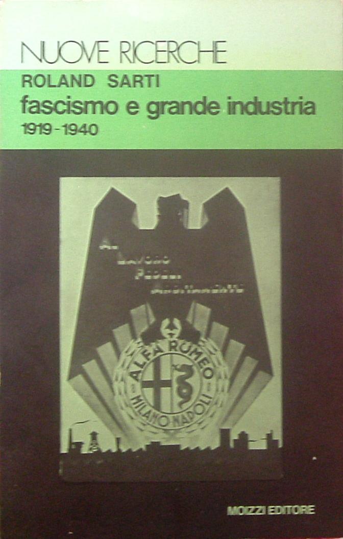 Fascismo e grande industria