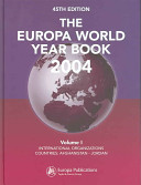The EUROPA World Year