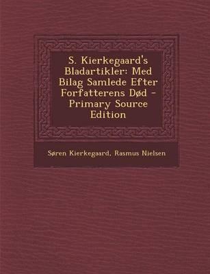 S. Kierkegaard's Bla...