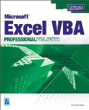 Microsoft Excel VBA Professional Projects