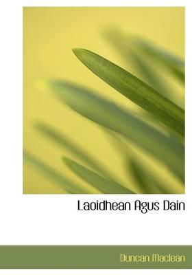 Laoidhean Agus Dain