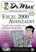 Dr Max Excel 2000 Avanzado with CDROM
