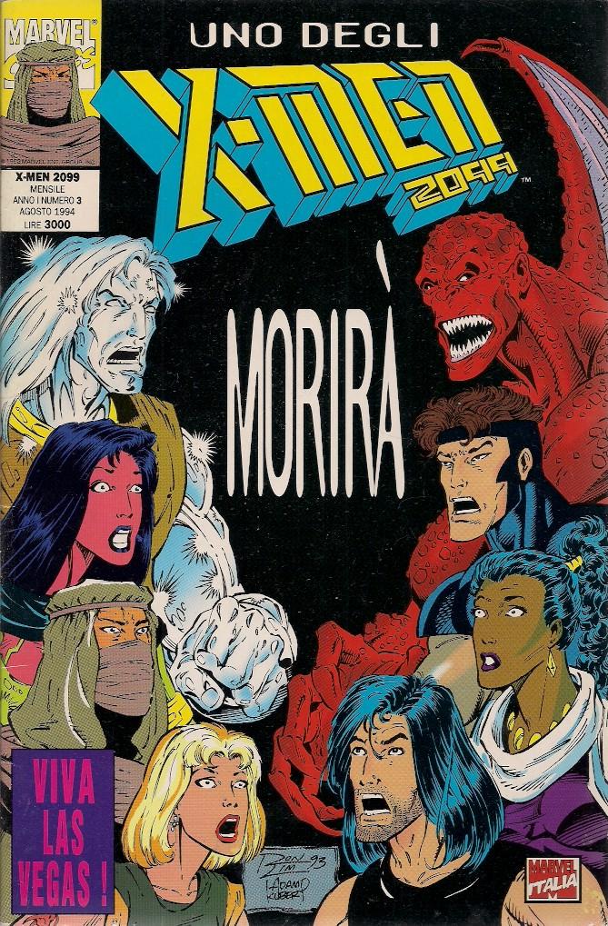 X-Men 2099 n. 3