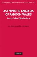 Asymptotic Analysis of Random Walks