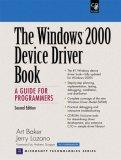 The Windows 2000 Device Driver Book