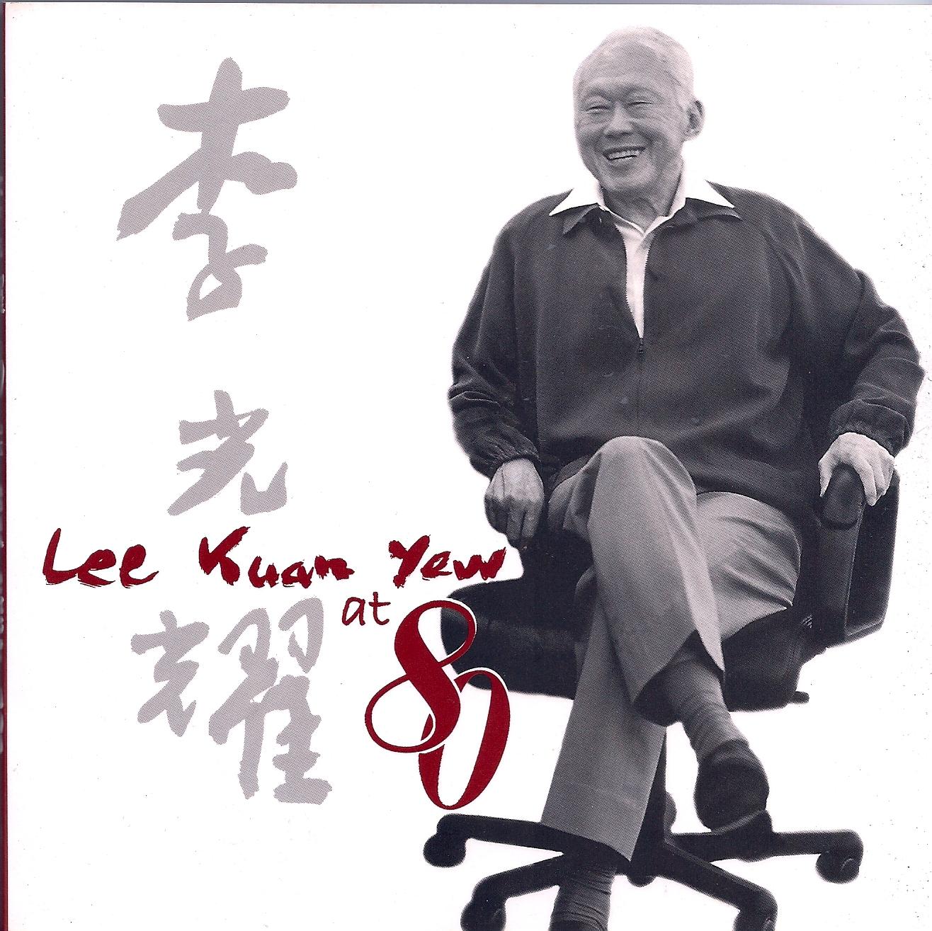 Lee Kuan Yew at 80