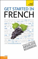 Get Started in Frenc...