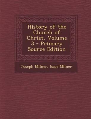 History of the Churc...