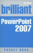 Brilliant Powerpoint 2007 Pocketbook