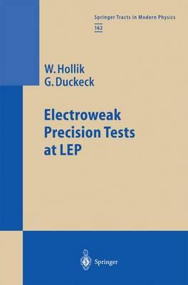 Electroweak Precision Tests at Lep