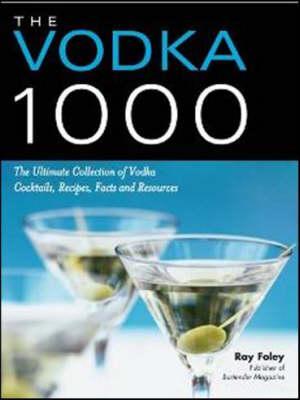 The Vodka 1000