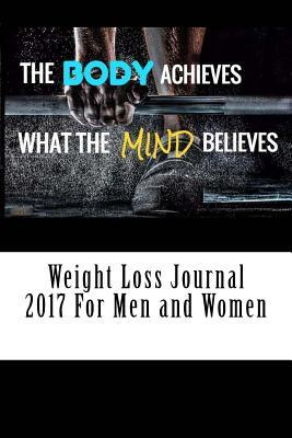 Weight Loss 2017 Journal for Men and Women