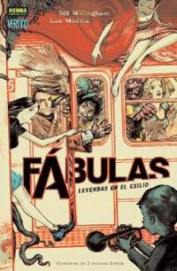Fábulas: Leyendas del exilio