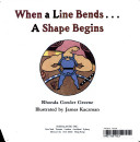 When a Line Bends. ....