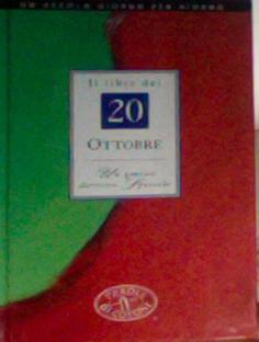 Il libro del 20 ottobre. Un giorno davvero speciale