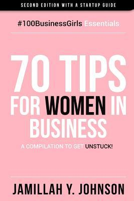 70 Tips for Women in Business