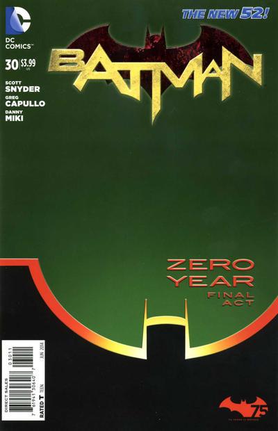 Batman Vol.2 #30