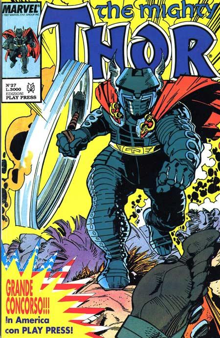 Thor n. 27