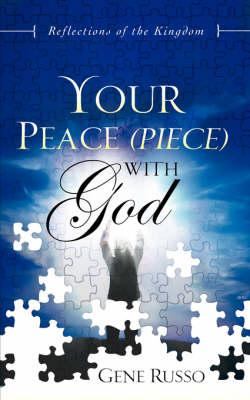 Your Peace Piece With God