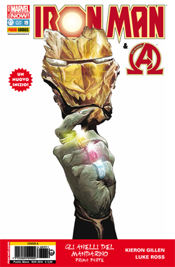 Iron Man & New Avengers n. 19