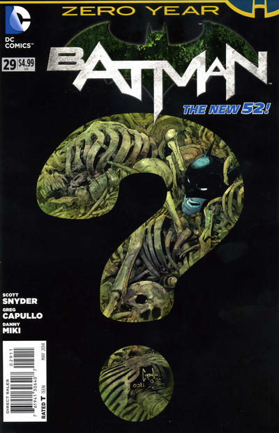 Batman Vol.2 #29