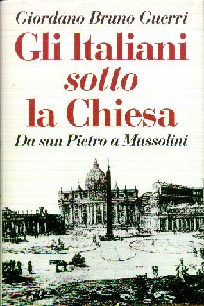 Gli italiani sotto la Chiesa