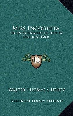 Miss Incognita