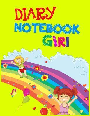 Diary Notebook Girl