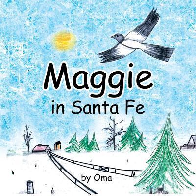 Maggie in Santa Fe