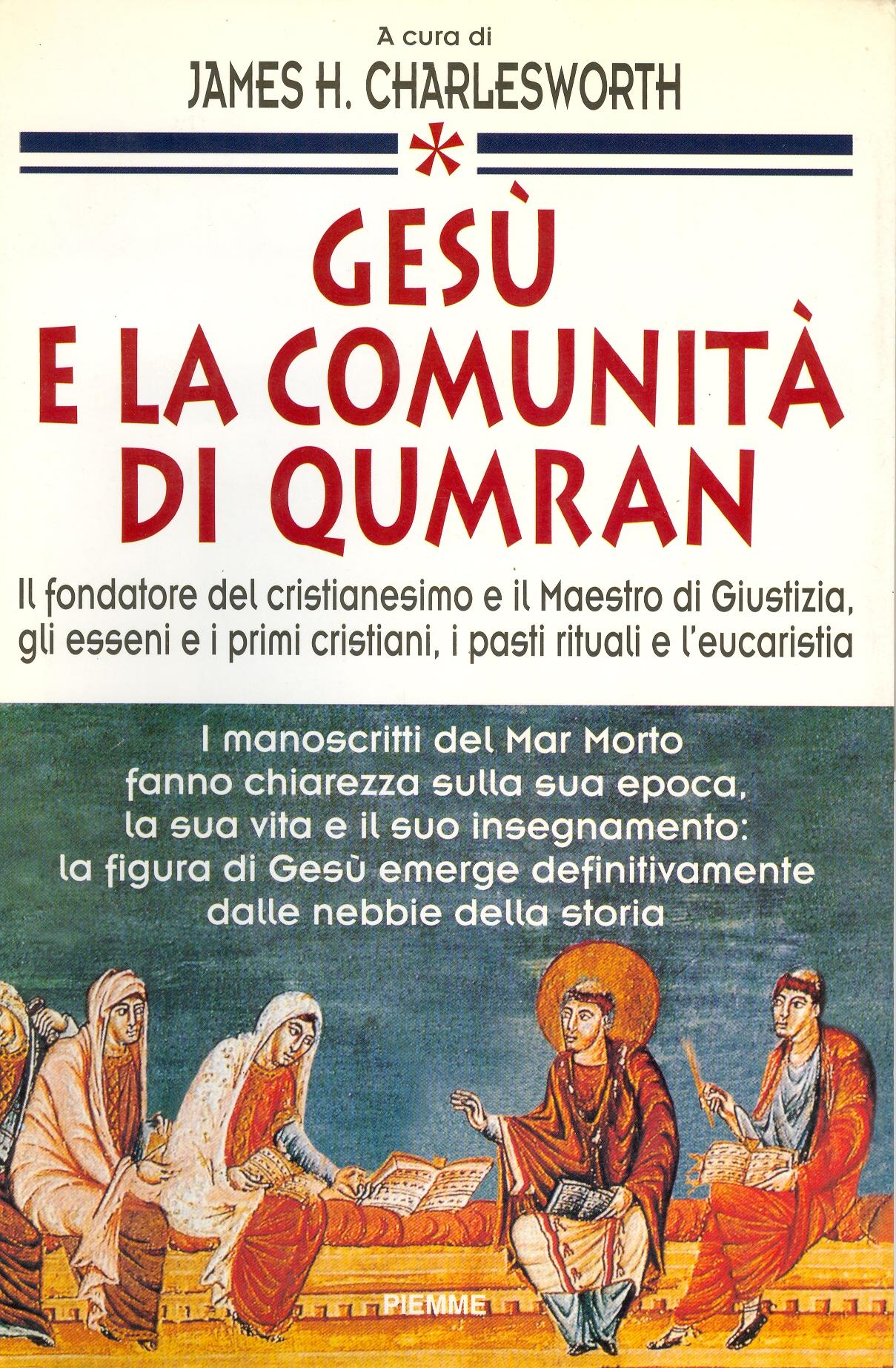 Gesù e la comunità di Qumran