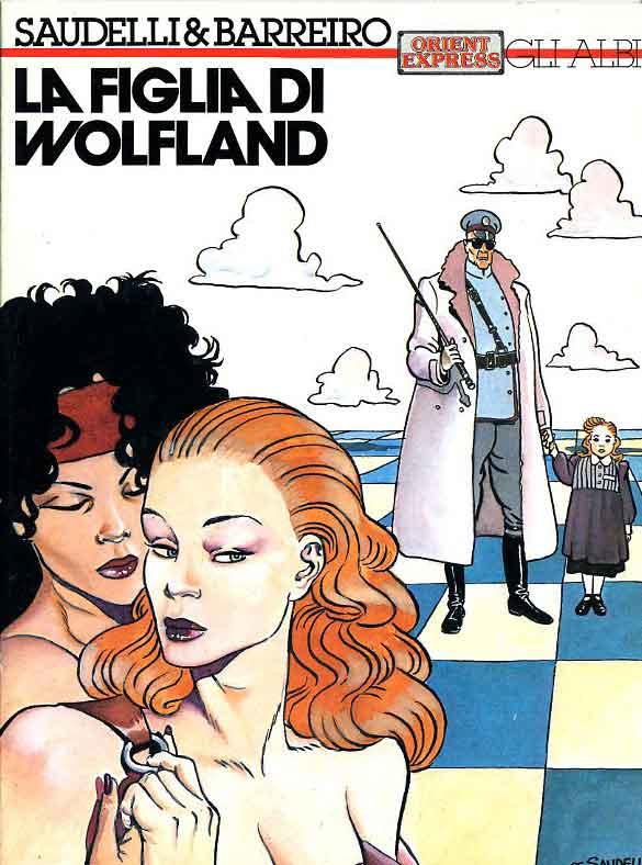 La figlia di Wolfland
