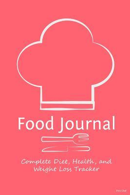 Food Journal, Pink Chef