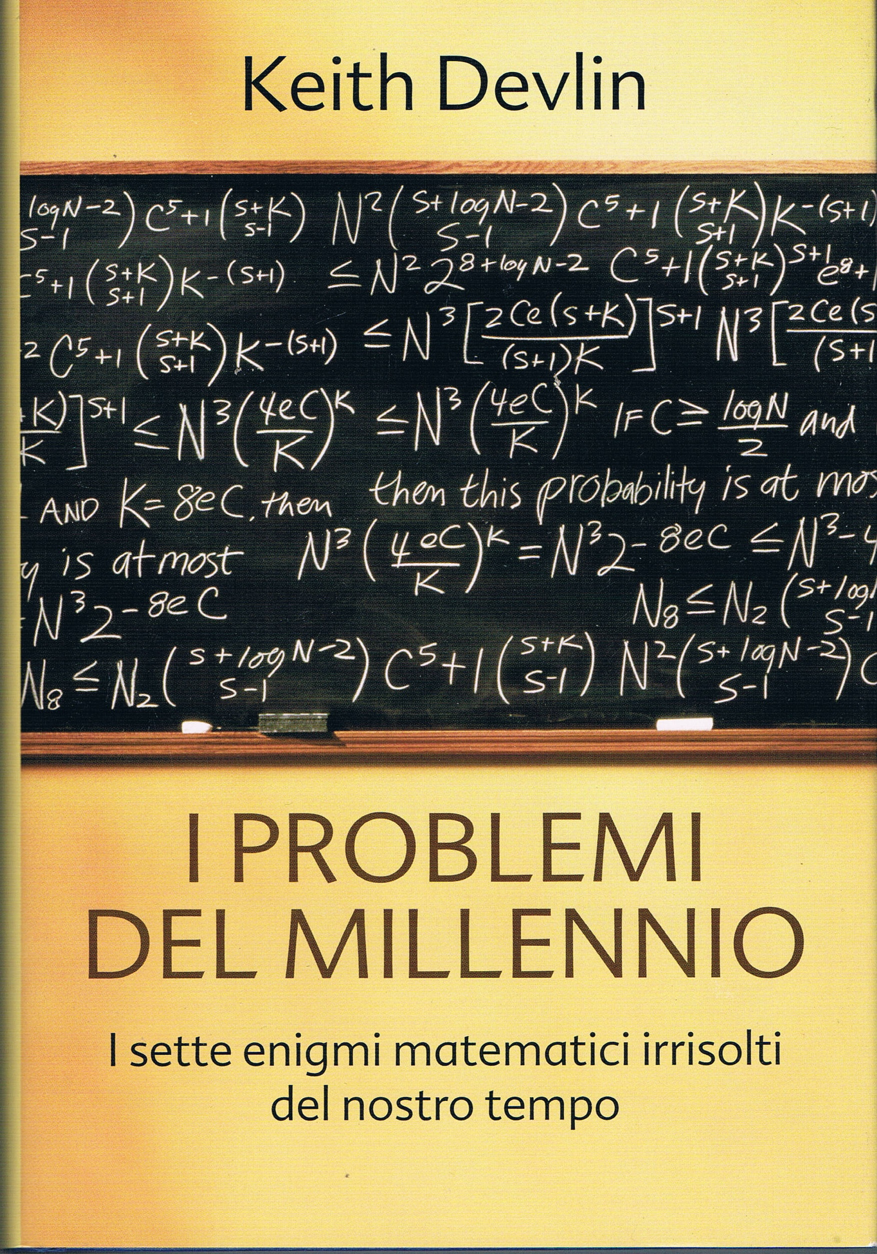 I problemi del mille...