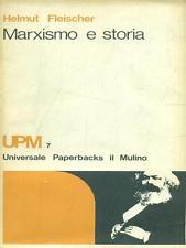 Marxismo e storia